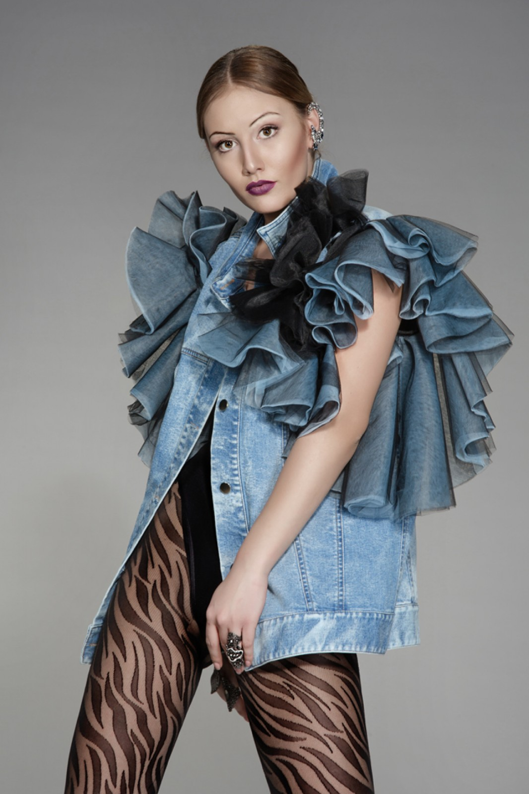 Елек Denim Couture